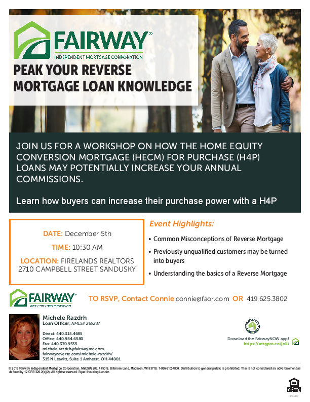 CE REVERSE MORTGAGE