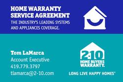 Tom LaMarca Home Warranty